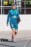 08.09.2018, Weserstadion, Bremen, GER, 1.FBL, Training SV Werder Bremen<br /> <br /> im Bild<br /> Fin Bartels (Werder Bremen #22), <br /> <br /> Foto © nordphoto / Ewert
