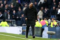 Wolverhampton Wanderers manager Nuno celebrates the victory during Tottenham Hotspur vs Wolverhampton Wanderers, Premier League Football at Tottenham Hotspur Stadium on 1st March 2020