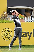 Alexander Bjork (SWE) in action on the 10th during Round 2 of the Maybank Championship at the Saujana Golf and Country Club in Kuala Lumpur on Friday 2nd February 2018.<br /> Picture:  Thos Caffrey / www.golffile.ie<br /> <br /> All photo usage must carry mandatory copyright credit (&copy; Golffile | Thos Caffrey)