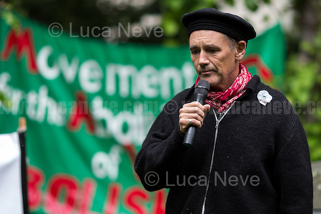 Sir Mark Rylance (British actor, theatre director, playwright, Academy Award and BAFTA Award winner).<br />