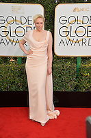 Gwendoline Christie at the 74th Golden Globe Awards  at The Beverly Hilton Hotel, Los Angeles USA 8th January  2017<br /> Picture: Paul Smith/Featureflash/SilverHub 0208 004 5359 sales@silverhubmedia.com