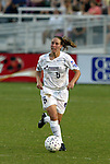 11 June 2003: Carrie Moore. The Carolina Courage defeated the Washington Freedom 3-0 at SAS Stadium in Cary, NC in a regular season WUSA game..Mandatory Credit: Scott Bales/Icon SMI