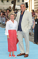 Imelda Staunton and Jim Carter at the &quot;Swimming With Men&quot; UK film premiere, Curzon Mayfair, Curzon Street, London, England, UK, on Wednesday 04 July 2018.<br /> CAP/CAN<br /> &copy;CAN/Capital Pictures
