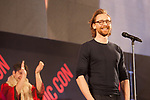 2018/11/30 Makuhari Chiba,the Tokyo Comic-con started at Makuhari Messe for 3 Days until Sunday.<br /> Tom Hiddleston<br /> (Photos by Michael Steinebach / AFLO)