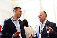 """Picture by Simon Wilkinson/SWpix.com - 19/06/2018 - Rugby League World Cup 2021 """"Inspired By"""" Launch Event, The Mansion House, City of London<br /> -"""
