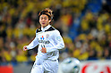 Genki Omae (S-Pulse), MARCH 5, 2011 - Football : 2011 J.LEAGUE Division 1,1st sec between Kashiwa Reysol 3-0 Shimizu S-Pulse at Hitachi Kashiwa Stadium, Chiba, Japan. (Photo by Jun Tsukida/AFLO SPORT) [0003]