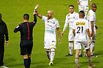 Once Caldas venció como local 2-1 a Atlético Huila. Fecha 18 Liga Águila I-2017.