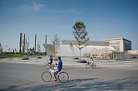 Parque Fundidora, industrial theme park and museum in Monterrey, Nuevo Leom. Aromas y Sabores with Chef Patricia Quintana