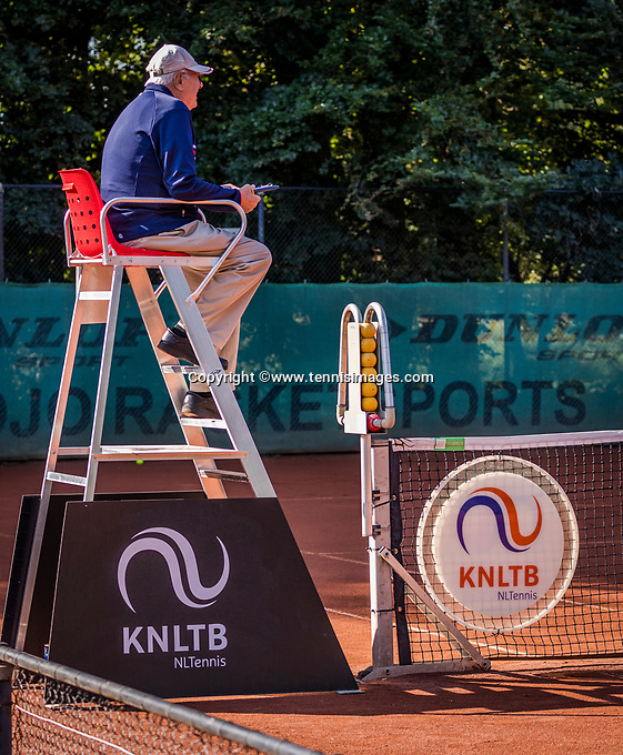 Hilversum, The Netherlands, September 2, 2018,  Tulip Tennis Center, NKS, <br />