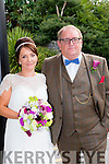 Shirley Donegan, Tralee and Patrick 'Paddy' Morris were married on Saturday 3rd October 2015 in a Civil Service by Solemnisers Bill Chase at the Meadowlands Hotel with a reception after