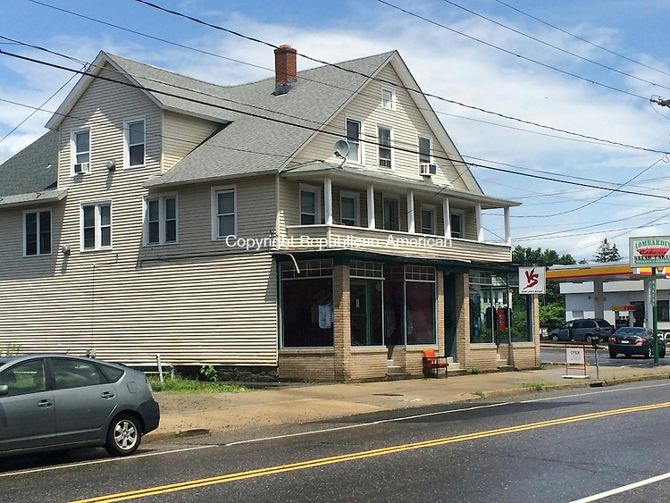TORRINGTON, CT -- 08 July 2015- 070815CH2 -- VS clothing store opened for business July 1 in the former home of City Cycle on 169 East Main Street. The store offers casual apparel for both men and women. Carrie Grace Henderson Republican-American
