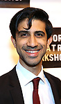 Sathya Sridharan attends the 2018 New York Theatre Workshop Gala at the The Altman Building on April 16, 2018 in New York City