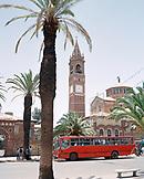 ERITREA, Asmara, the Latin Cathedral on Liberation Avenue