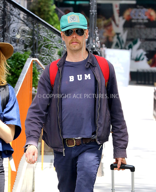 WWW.ACEPIXS.COM<br /> <br /> May 10 2016, New York City<br /> <br /> Musician Will Oldham walks in the East Village on May 10 2016 in New York City<br /> <br /> By Line: Zelig Shaul/ACE Pictures<br /> <br /> <br /> ACE Pictures, Inc.<br /> tel: 646 769 0430<br /> Email: info@acepixs.com<br /> www.acepixs.com