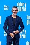 The actor Leonardo Sbaraglia  attends the photocall of the movie 'Dolor y gloria' in Villa Magna Hotel, Madrid 12th March 2019. (ALTERPHOTOS/Alconada)