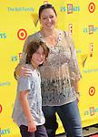 Camryn Manheim & son at The 14th Anniversary of P.S. ARTS - Express Yourself 2010 held at Barker Hangar in Santa Monica, California on November 07,2010                                                                   Copyright 2010  DVS / Hollywood Press Agency