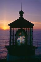 Cape Meares Light<br /> Cape Meares State Park<br /> Tillamook County<br /> Oregon