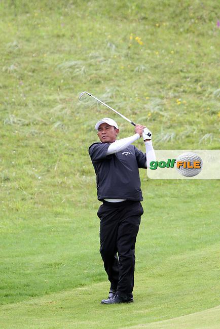 Thongchai Jaidee (THA) on the 5th on Day 2 of the 2012 Irish Open at Royal Portrush Golf Club, Portrush, Co.Antrim, 29/6/12...(Photo Jenny Matthews/www.golffile.ie)