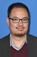 BERLIN, GERMANY - FEBRUARY 7: American film critic Justin Chang attends the International Jury photocall during the 69th Berlinale International Film Festival Berlin at the Grand Hyatt Hotel on February 7, 2018 in Berlin, Germany.<br /> CAP/BEL<br /> ©BEL/Capital Pictures