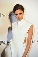 HONG KONG - MARCH 14:  Fashion Designer and Singer Victoria Beckham arrives on the red carpet during the 2015 amfAR Hong Kong gala at Shaw Studios on March 14, 2015 in Hong Kong. Photo : Lucas Schifres/Abaca  (Photo by Lucas Schifres/Lucas Schifres)