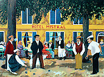 &quot;Hotel Mistral&quot;<br />