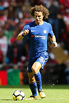 David Luiz of Chelsea during the The FA Community Shield match at Wembley Stadium, London. Picture date 6th August 2017. Picture credit should read: Charlie Forgham-Bailey/Sportimage