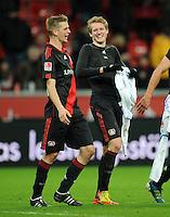 Fussball Bundesliga 2011/12: Bayer 04 Leverkusen - 1899 Hoffenheim