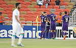 AL AHLI (KSA) vs AL AIN (UAE) during the 2016 AFC Champions League Group D Match Day 4 on 05 April 2016 at the King Abdullah Sports City in Jeddah, Saudi Arabia. Photo by Stringer / Lagardere Sports