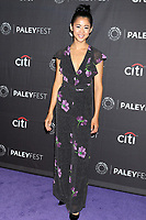 """LOS ANGELES - SEP 7:  Leah Lewis at the PaleyFest Fall TV Preview - """"Nancy Drew"""" at the Paley Center for Media on September 7, 2019 in Beverly Hills, CA"""