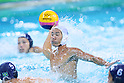 Atsushi Arai (JPN), <br /> AUGUST 8, 2016- Water Polo : <br /> Men's Preliminary Round group A<br /> match between Japan - Brazil <br /> at Maria Lenk Aquatic Centre <br /> during the Rio 2016 Olympic Games in Rio de Janeiro, Brazil. <br /> (Photo by Yohei Osada/AFLO SPORT)