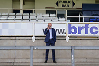 Fleetwood Town manager Uwe Rosler ahead of the Sky Bet League 1 match between Bristol Rovers and Fleetwood Town at the Memorial Stadium, Bristol, England on 26 August 2017. Photo by Mark  Hawkins.
