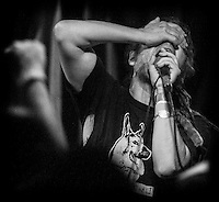 Keith Morris and OFF! perform at Siberia in New Orleans, LA on 8/11/2014.