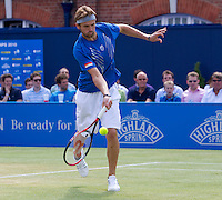 Mardy Fish (USA) against Sam Querrey (USA) in the final of the men's singles. Sam Querrey beat Mardy Fish 7-6 7-5..Tennis - ATP World Tour - AEGON Championships - Queen's Club - London - Day 7 - Sun 13 Jun 2010..© Frey - AMN Images,  1st Floor, Barry House, 20-22 Worple Road, London SW19 4DH.Tel - +44 (0) 208 947 0100.email - mfrey@advantagemedianet.com.www.advantagemedianet.com