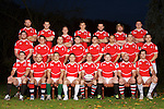 Pix: Shaun Flannery/shaunflanneryphotography.com...COPYRIGHT PICTURE>>SHAUN FLANNERY>01302-570814>>07778315553>>..14th November 2012..RFU Championship XV..Team photograph.
