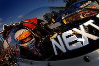 NHRA racer Ashley Force Pacific Raceways Seattle Washington Mandatory credit: Mark J. Rebilas
