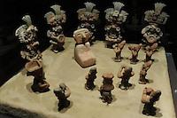Más de 800 piezas prehispánicas, en su mayoría encontrados en las excavaciones en Tlatelolco, principal centro comercial del imperio azteca, serán exhibidos en el nuevo museo interactivo de Ciudad de México, anunciaron este martes, 13 de diciembre, fuentes oficiales.