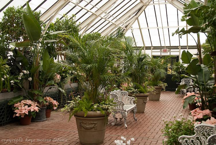 Biltmore Estate Conservatory