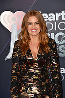 Isla Fisher at the 2018 iHeartRadio Music Awards at The Forum, Los Angeles, USA 11 March 2018<br /> Picture: Paul Smith/Featureflash/SilverHub 0208 004 5359 sales@silverhubmedia.com
