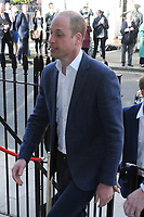 Prince William, Duke of Cambridge and Prince Harry officially open The Greenhouse Centre which will provide sport, coaching and social facilities for young people in the surrounding community. April 26, 2018. Credit: MAtrix/MediaPunch ***FOR USA ONLY***<br />