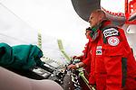 FBL 08/09 Trainingslager  Werder Bremen - 2008 Norderney - Day 2<br /> <br /> Eine Abwechsliung des Trainingsalltages  Thomas Schaaf ( Bremen GER - Trainer  COACH) als  &bdquo;Bootschafter&ldquo; der Seenotretter am MIttwoch nachmittag auf der Insel Norderney. <br /> Die Seenotretter, f&uuml;r der Schaaf als Botschafter t&auml;tig ist (Deutsche Gesellschaft zur Rettung Schiffbr&uuml;chiger (DGzRS)<br /> Auf dem Seenotkreuzer Bernhard Gruben wurde der Trainerstab von der Besetzung in Empfang genommen und ein Ausflug im Beiboot ,, Johann Fidi &quot; durfte bei guten Wellengang nicht fehlen <br /> <br /> <br /> <br /> <br /> Foto &copy; nph (nordphoto )<br /> <br /> <br /> <br />  *** Local Caption ***