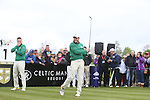 Celebrity Golf @ Golf Live..Celtic Manor Resort.12.05.13.©Steve Pope