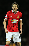 Daley Blind of Manchester United - FA Cup Fourth Round replay - Manchester Utd  vs Cambridge Utd - Old Trafford Stadium  - Manchester - England - 03rd February 2015 - Picture Simon Bellis/Sportimage