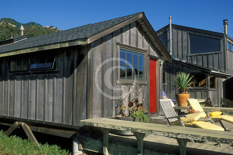 California, Stinson Beach, Beach House