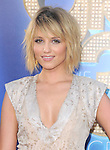 Dianna Agron attends The 20th Century Fox - GLEE 3D Concert World Movie Premiere held at The Regency Village theatre in Westwood, California on August 06,2011                                                                               © 2011 DVS / Hollywood Press Agency