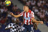 Atlético Junior vs. Boyacá Chicó, 02-04-2014