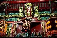 Chinese Temple Lanterns, Penang