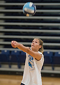 Har-Ber Volleyball Practices, 8/12/16