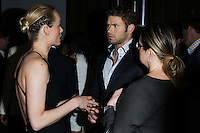 "WEST HOLLYWOOD, CA, USA - FEBRUARY 27: Amber Valletta, Kellan Lutz at the 5th Anniversary Celebration Of Suzy Amis Cameron's Ecofashion Campaign ""Red Carpet Green Dress"" held at Palihouse on February 27, 2014 in West Hollywood, California, United States. (Photo by David Acosta/Celebrity Monitor)"
