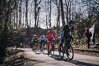 Ben Perry (CAN/Israel Cycling Academy)<br /> <br /> 70th Kuurne-Brussel-Kuurne 2018<br /> Kuurne &rsaquo; Kuurne: 200km (BELGIUM)