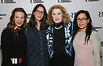 Lili Taylor, Anne Kauffman, Celia Weston and Janeane Garofalo attend the cast photo call for the Roundabout Theatre Company's production of 'Marvin's Room'  at American Airlines Theatre on May 11, 2017 in New York City.